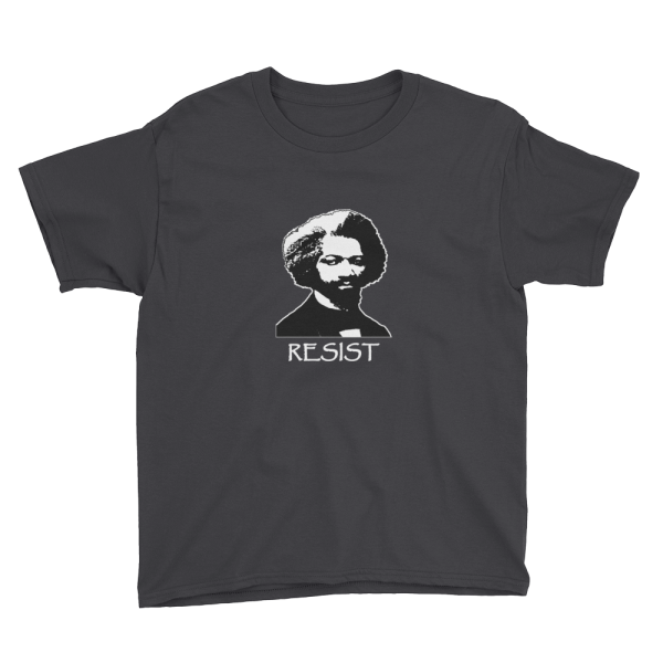 Frederick Douglass Kids Resist T in Black