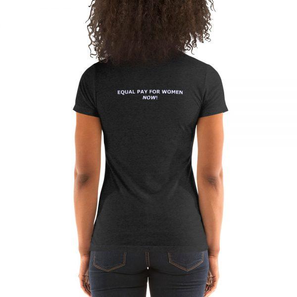 Mind The Gap Womens Tshirt back